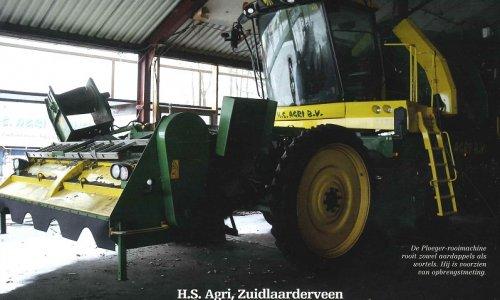 Loonwerker HS Agri in Beeld